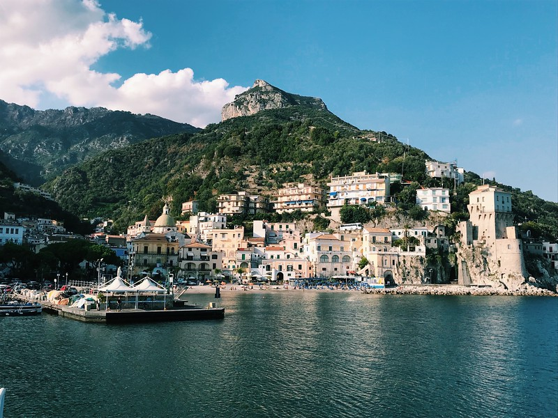 Visit scenic Cetara on a day trip from Salerno, Italy