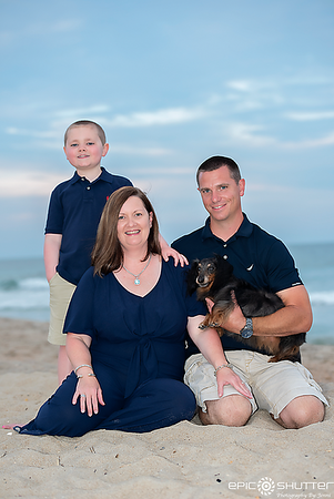 Buxton Family Portraits, Cape Hatteras Lighthouse