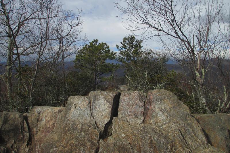 Little Lookout Summit (3,621')