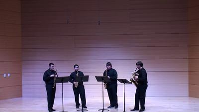 2016-11-28 - USC Saxophone Studio