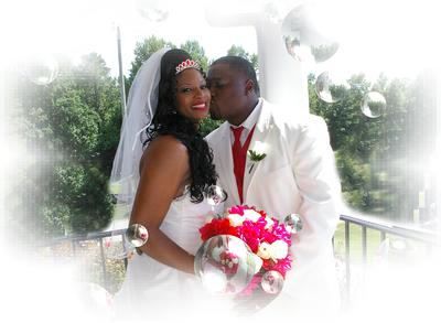 Mr. Sam & Mrs. Starvenus Davis Wedding