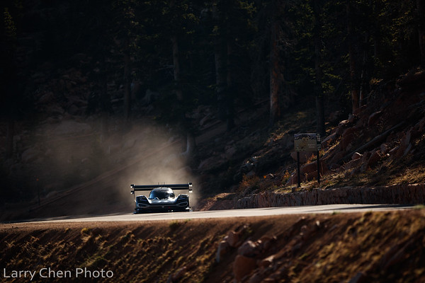 2018 Pike's Peak Hill Climb