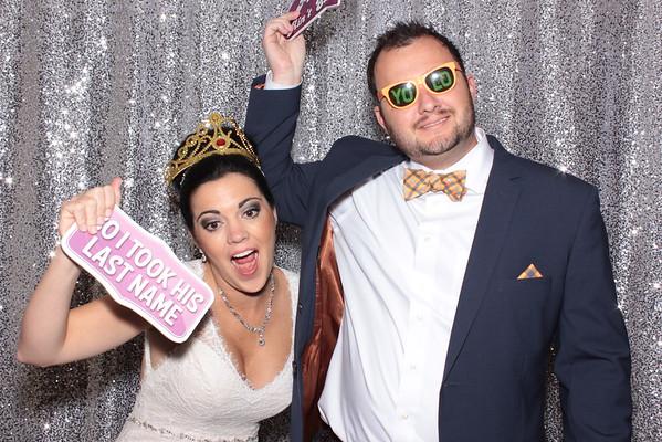 Ashley & Brian's Wedding pics
