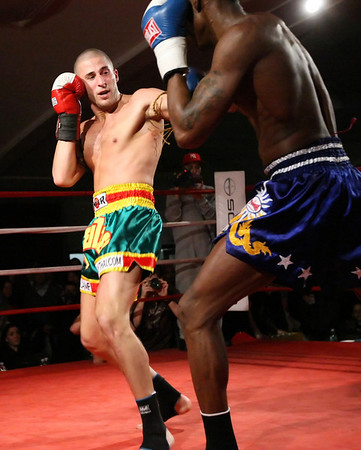 Friday Night Fights Boxing and Muay Thai Jan 09