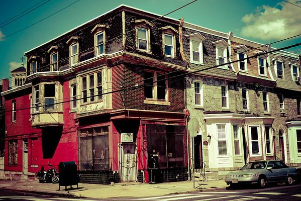 Street & Architecture