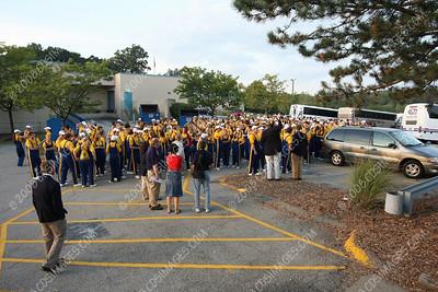2008 Bethel Park HS Band Festival