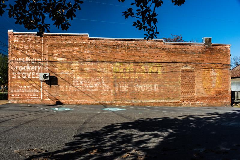GA, Lumpkin - Coca-Cola Wall Sign 02