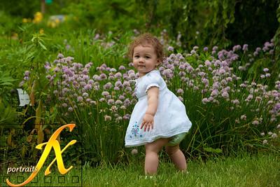 Marley Fletcher - 1 year old