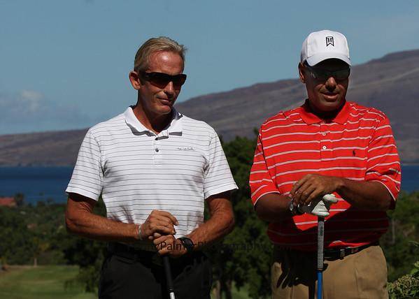Elleair Golf Pro, Scott Henrich