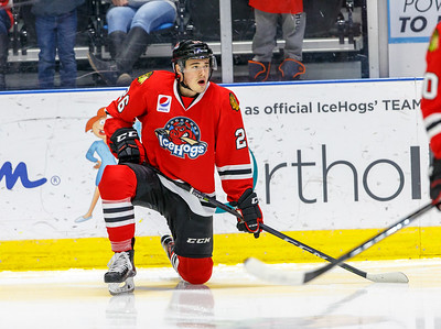 02-07-18 - IceHogs vs. Rampage