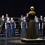 Choral Concert performing in annual winter concert