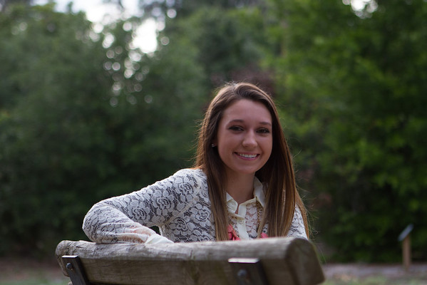 Bridgett Senior Session 2  - 2013