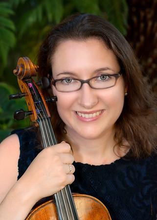 Erin Nolan, violist