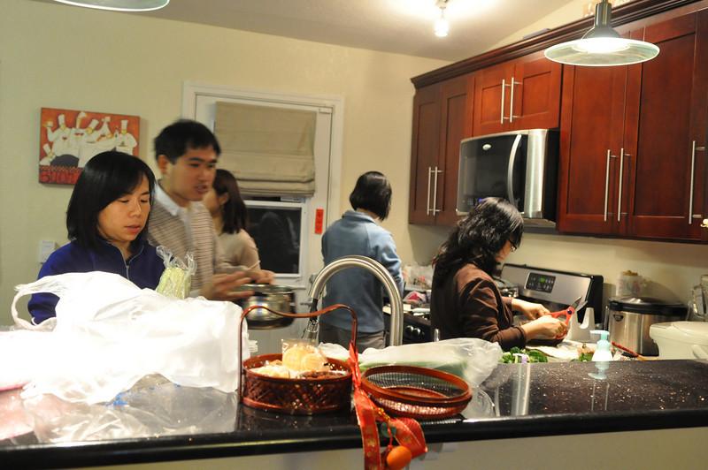 Tuun Nin Dinner 2010/02/13