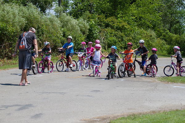 2015 Kid's Bike Challenge & Activities