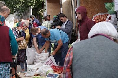 24.07.21 Ярмарка с овощами по оптовым ценам от Минсельхозпрода РТ(Абдул Фархан)