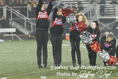 11-10-2018 Quince Orchard HS  Varsity Poms at Gaithersburg HS, Photos by Jeffrey Vogt Photography