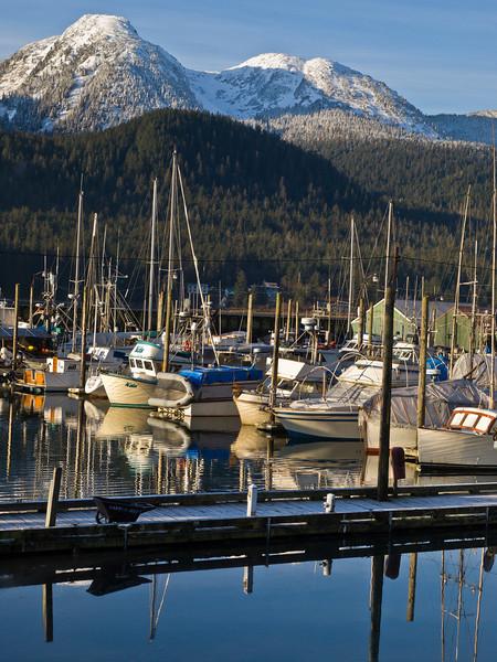 Downtown Harbor in November
