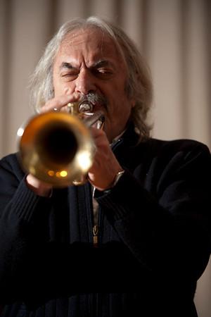 Enrico Rava Quintet - Tribe - February 26, 2012