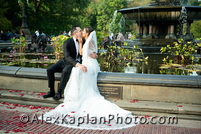 Wedding Photography & Videography at Kimberly Hotel in  New York, NY By Alex Kaplan