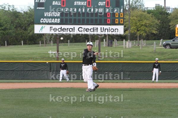 Connally vs Bryan Rudder Baseball 03_21_12