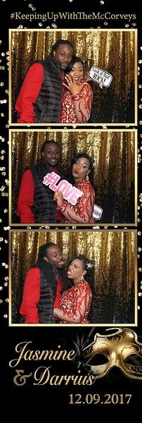 Jasmine & Darrius 12.9.17 @ New Orleans Marriott