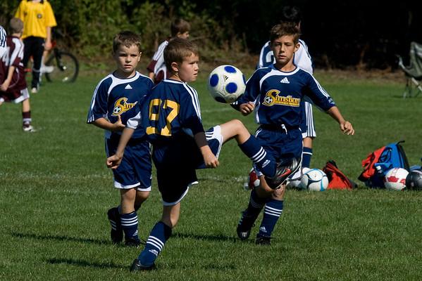 09-21-2008 Strikers vs Farmington