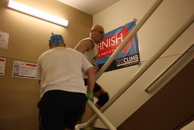 FFA Climb 2016 Stairwell