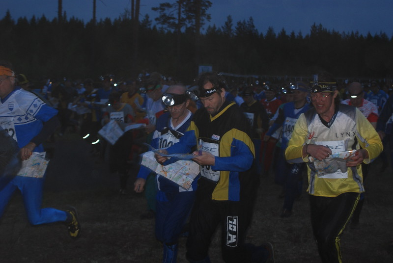 Tampere-Jukola 2008