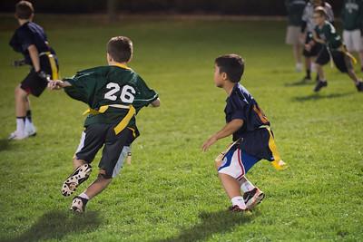 Jeremiah Flag Football 2014