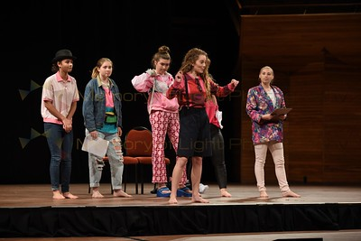 Whangarei Girls' High School: A Midsummer Night's Dream - Act I sc ii