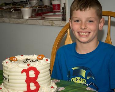 Josh 8th Birthday Oct 2016