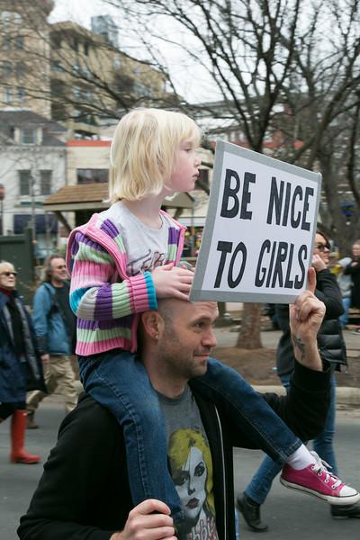 Women's March Asheville NC 2017
