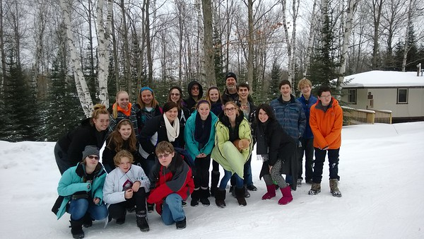 2014-01-26 Winter Retreat