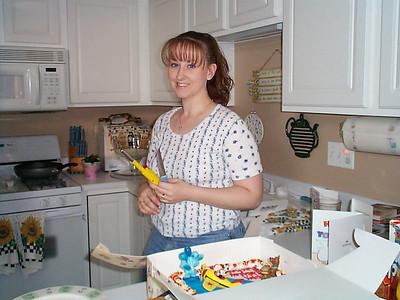 Rachael's Birthday - June 9, 2002