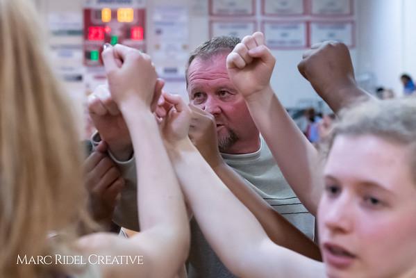Broughton girls varsity basketball vs Sanderson. February 12, 2019. 750_5968