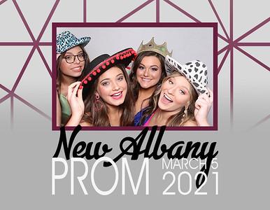 2021 New Albany Prom