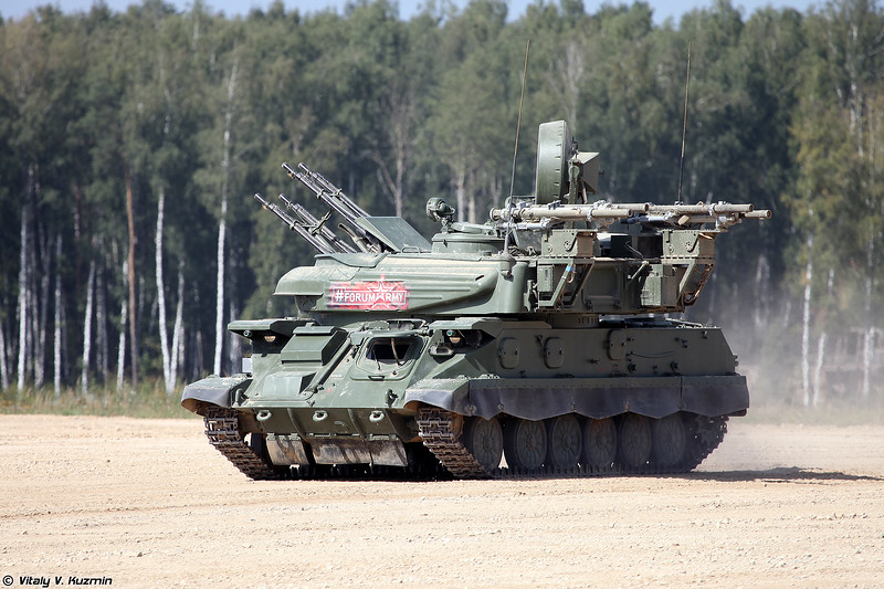 ЗСУ-23-4М4 Шилка-М4 (ZSU-23-4M4 Shilka-M4)