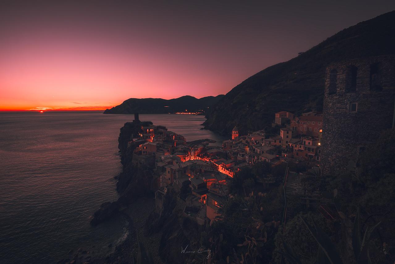 比薩 五漁村與米蘭 Pisa Cinque Terre and Milan by 旅行攝影師張威廉 Wilhelm Chang