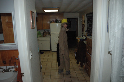 Josh Halloween Costume 2009