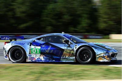 Petit Le Mans 2012
