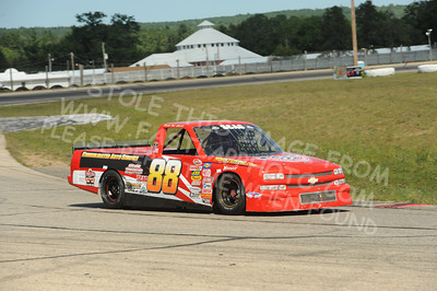 ASA Midwest Truck Tour Practice & Qualifying