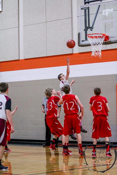 Badger A Boys Basketball