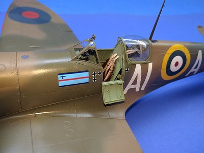 Spitfire MH434 BoB