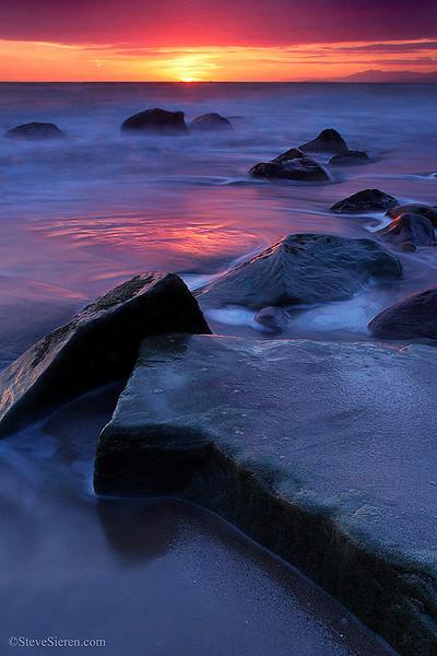Faria Beach, near Ventura,California Southern California near Los Angeles