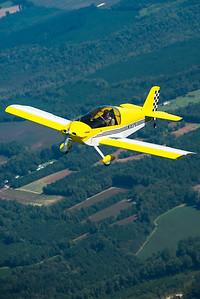 Danville VA Aerial