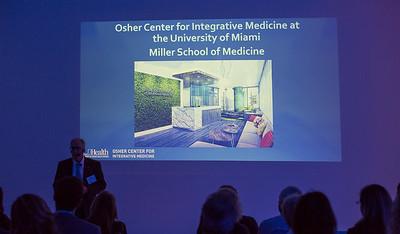 Osher Center for Integrative Medicine  - March 14, 2018