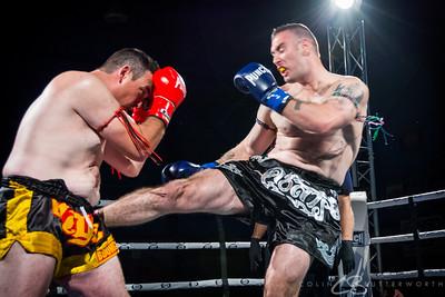 Fight 7 - Brett Haley v Kainen Walsh