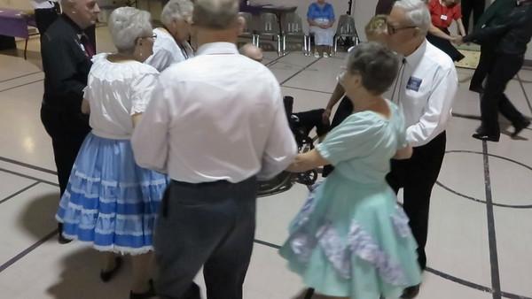 SQUARE DANCING VIDEOS