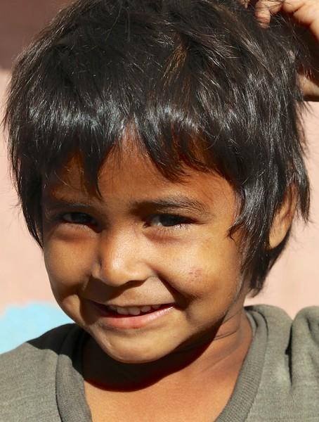 Adorable smiles of Barli